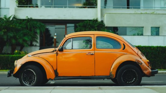 old orange beetle